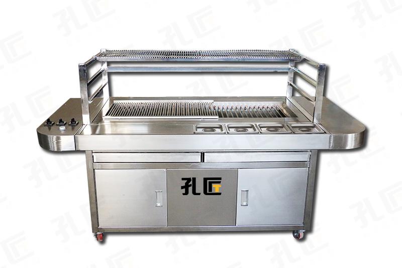 新加坡烤肉炉