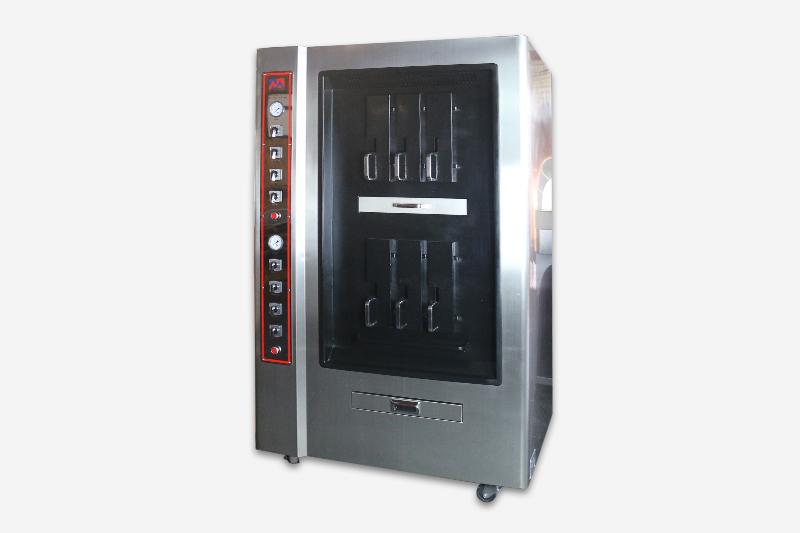 电烤鱼炉双层6口