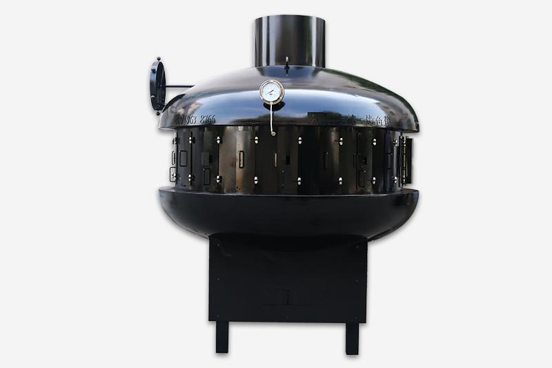 UFO炭火烤鱼炉10口