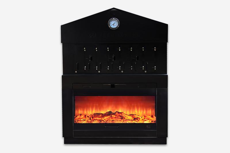 炭火烤鱼炉 3口
