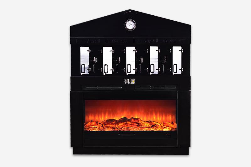 炭火烤鱼炉 4口